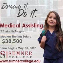 Sumner College Medical Assisting Program